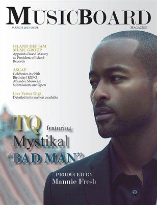 March 2013 MusicBoard Magazine