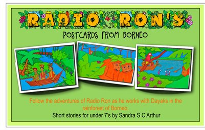 Radio Ron's postcards from Borneo: Orang Utans to the Rescue!