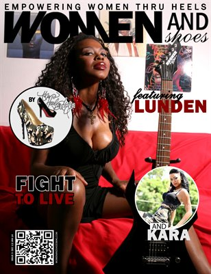Women and Shoes Magazine Issue 3  | Jan 2014