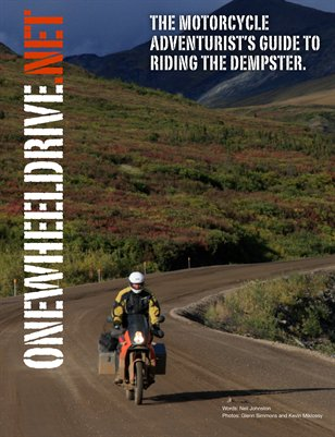 The Motorcycle Adventurist's Guide to Riding the Dempster.