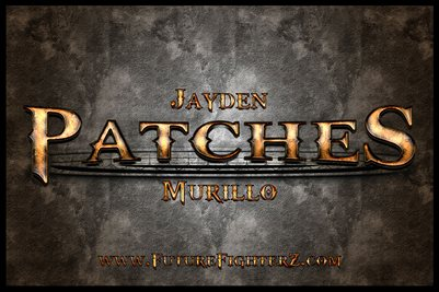 Jayden Murillo Name Design Poster #4