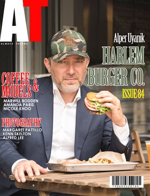 Alwayz Therro - Alper Uyanik - July 2017 - Issue 84