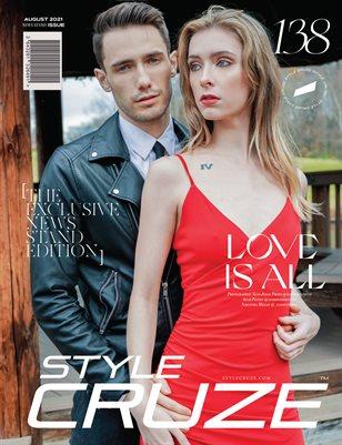 AUGUST 2021 Issue (Vol: 138) | STYLÉCRUZE Magazine