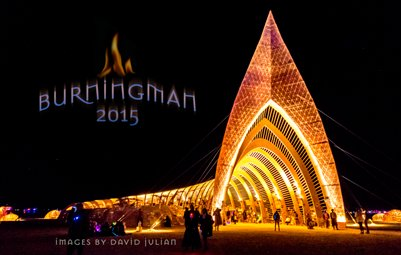 Burning Man 2015 - David Julian