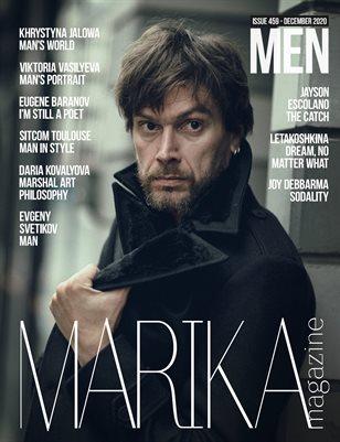 MARIKA MAGAZINE MEN (ISSUE 459 - DECEMBER)