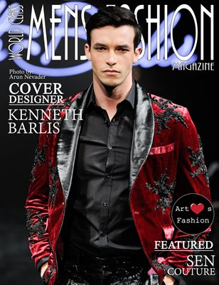 World Class Mens Fashion Magazine with Kenneth Barlis