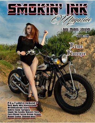 Smokin' Ink Magazine Issue #19 - Ezme Florence