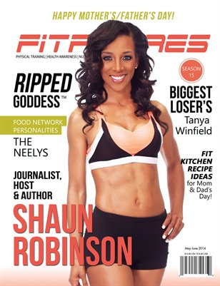 May/Jun 2014 - Shaun Robinson