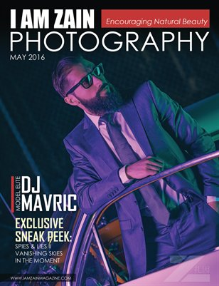 I Am Zain: Photography Issue 29