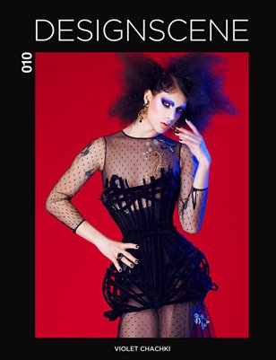 DESIGN SCENE 010 - VIOLET CHACHKI - THE SEPTEMBER ISSUE