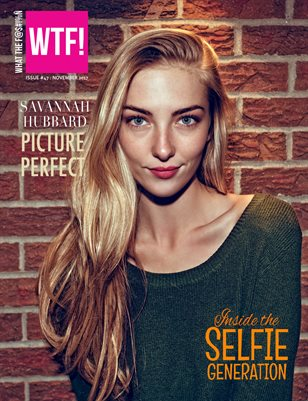 WTF! Selfie Generation Issue #47