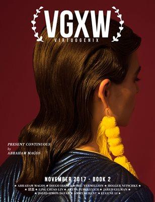 VGXW - November 2017 Book 2 (Cover 3)