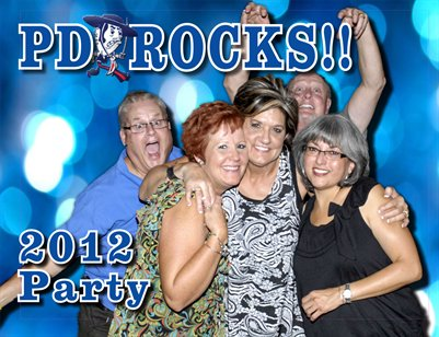 PD ROCKS!! - 2012 Party