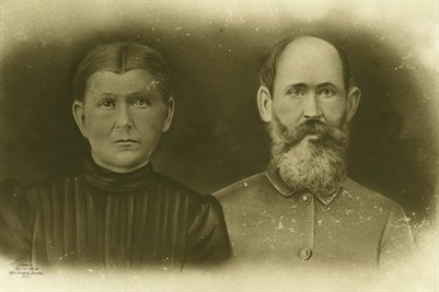 Leonidas Polk Moody & Sarah Bennett-Moody