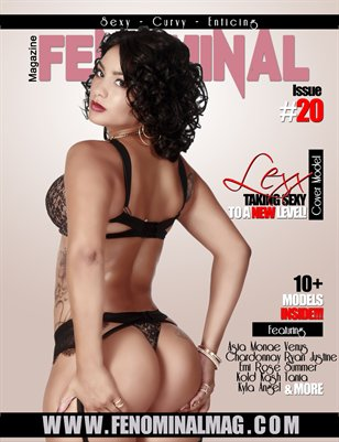Issue 20 - I am Lexx