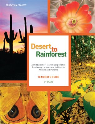 Desert to Rainforest Teacher's Guide