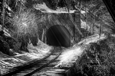 The Hoosac Tunnel, East Portal