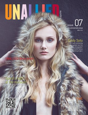 UNALLIED Magazine - Issue 07 - April 2013