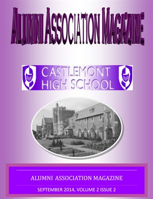 CASTLEMONT HIGH SCHOOL ALUMNI ASSOCIATION