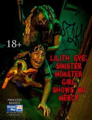 Lilith Eve: Sinister Monster Girl Shows No Mercy | Bad Girls Club