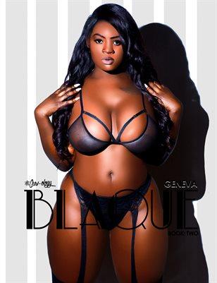 Blaque: Book Two (Geneva Cover)