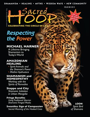 Sacred Hoop Magazine - Issue 80 (Retail)