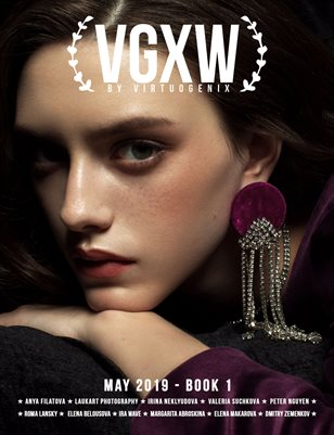 VGXW May 2019 Book 1 (Cover 1)