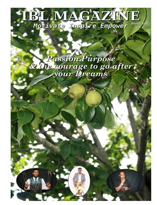 IBL Magazine March April 2015 vol. 7
