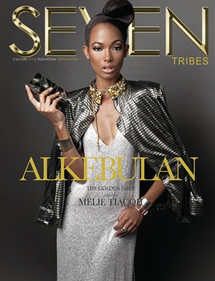 SEVEN Tribes: Alkebulan Issue Vol.2