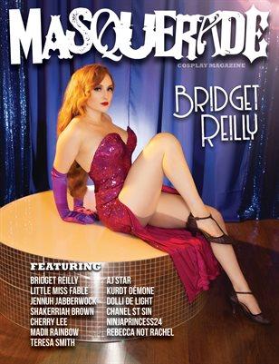 Masquerade No.6 – Bridget Reilly Cover