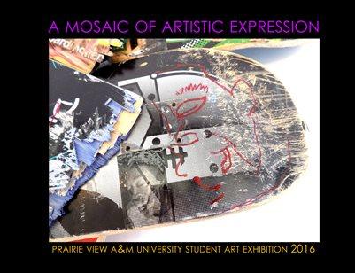 A Mosaic of Artistic Expression I (AP)
