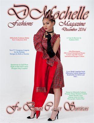 DMochelle Fashions Magazine December Issue 2016