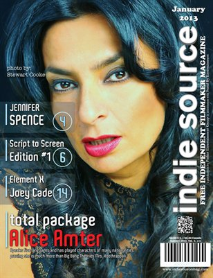 Indie Source Magazine January 2013 Issue