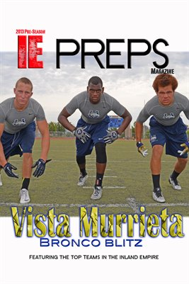 Vista Murrieta Cover