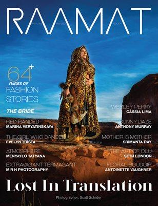 RAAMAT Magazine May 2021 Issue 4
