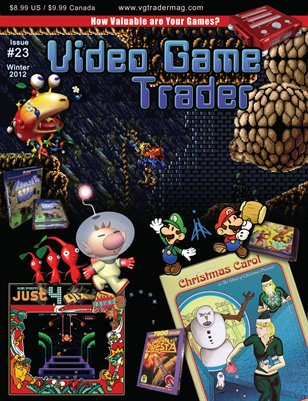 Video Game Trader #23 (Winter 2012) w/Price Guide