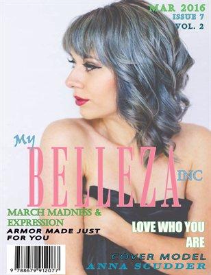 MyBelleza Inc. Magazine Issue nO7 Vol. 2