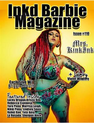 Inkd Barbie Magazine Issue #110 - Mrs. Kinkink