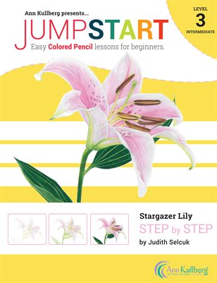 Jumpstart Level 3: Stargazer Lily