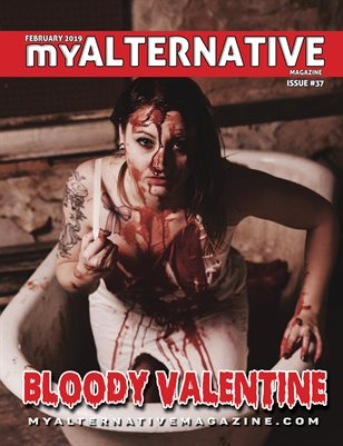 MyAlternative Magazine Issue 37 February 2019