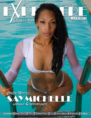 Exprimere Magazine Issue 002 Ft SayMichelle