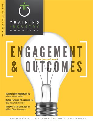 Fall 2016 | Engagement & Outcomes
