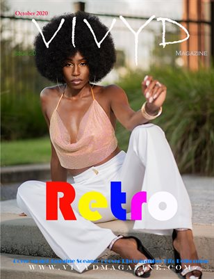 VIVYD Magazine Special Edition Retro Issue #20