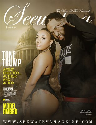 Seewateva Magazine  Tone Trump issue 4