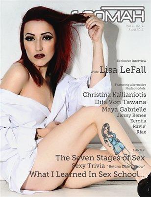 Goomah Magazine - April 2013 - Cover One