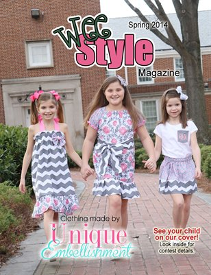 Wee Style Magazine Spring 2014 Issue