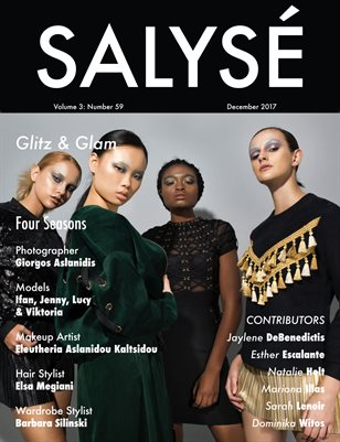 SALYSÉ Magazine | Vol 3:No 59 | December 2017 |