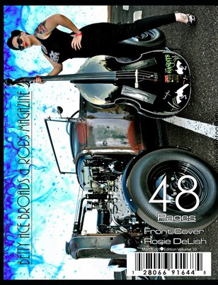Betty Ace Broads & Rods Magazine March Edition Volume 10