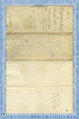 (PAGES 1-2) 1884 Deed, SHERIFF TO KERR, Miami County, Ohio
