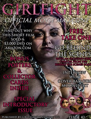 GIRLFIGHT Official Movie Magazine